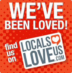 Locals Love Us Award--2014  2018
